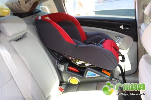C儿童安全座椅碰撞测试成绩及个人选购历程高清图片