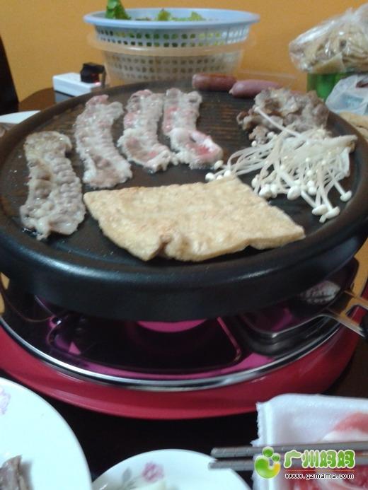 路搬回家 家中韩国料理 我家厨房图片
