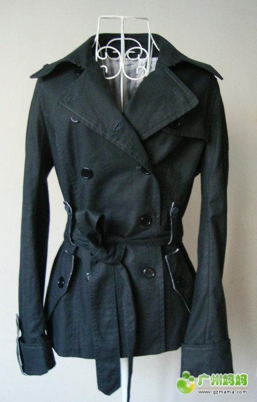 冬天穿的女款风衣_冬天穿风衣好还是棉衣