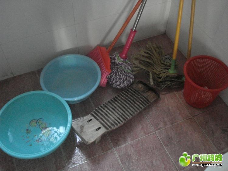 缸,盆,扫把,拖把