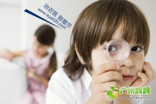 轻度近视要不要戴眼镜 爱尔儿童眼科