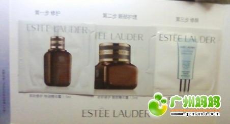 EL雅诗兰黛ANR眼霜和小棕瓶小样
