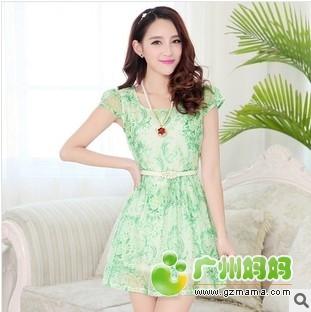 杭州韩版女装 连衣裙雪纺衫女套装无利团,限量100件,只为赚人气