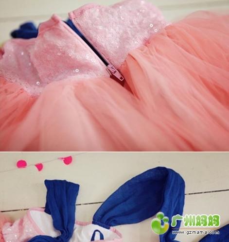 六一儿童节表演裙,韩版公主裙,儿童节最美的礼物