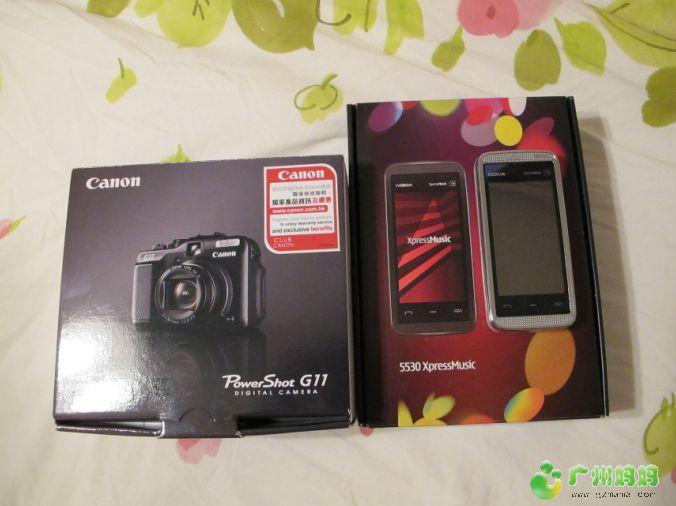 香港回来,买到了超级优惠的佳能相机