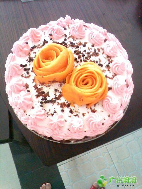 祝我自己生日快乐!——生日蛋糕处女做