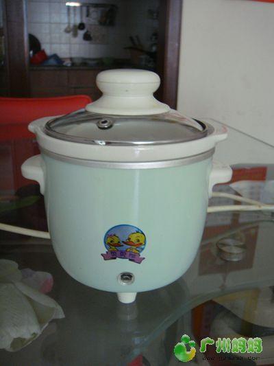 转让全新小熊酸奶机,贝贝鸭BB煲 已转图片