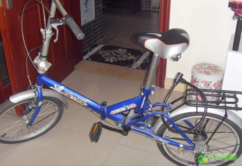 转很新的上海凤凰牌单车 已转