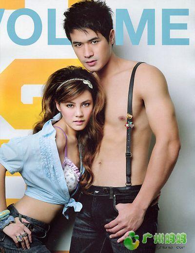 材的泰国女星 RITA -泰好看,帅哥美女看不完 泰星写真欣赏贴图片