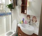 简约温馨可爱浴室